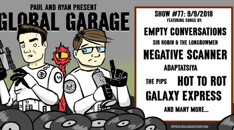 global-garage-show-77-playlist