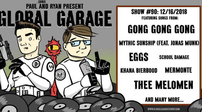 global-garage-episode-90