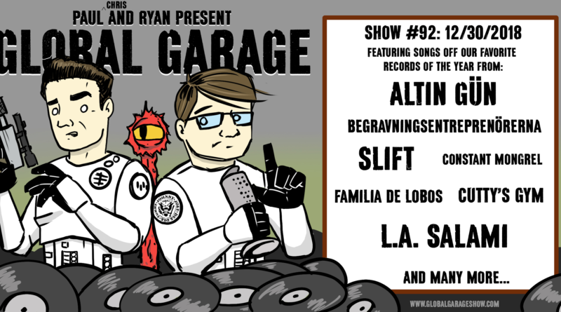 global-garage-episode-92