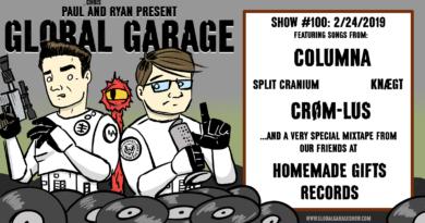 global-garage-episode-100