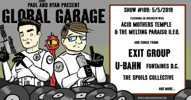 global-garage-episode-109