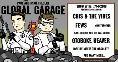 global-garage-episode-118