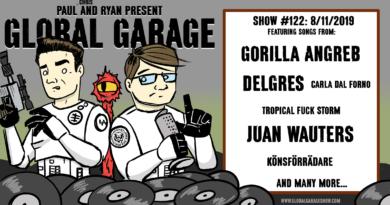 global-garage-episode-122