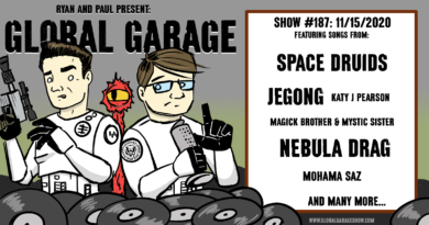 Global Garage #187: 11/15/2020