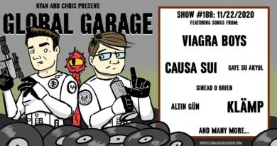 Global Garage #188: 11/22/2020